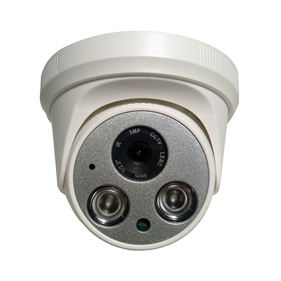 H 265 Video Compression 2mp 1080p Hd Ir Night Vision Poe Power Supply Dome Ip Camera